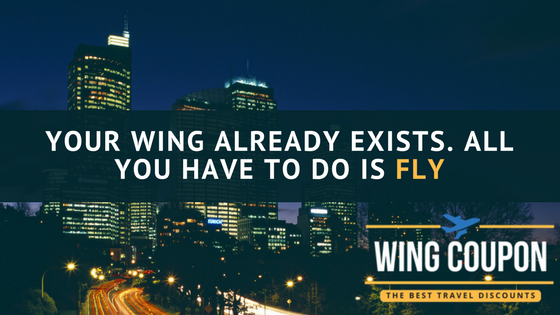 Wingcoupon slogan